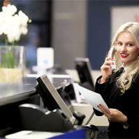 Front office receptioniste pa assistant secretaresse